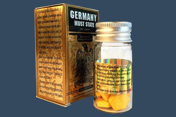 Tác dụng của Germany Must State là gì?